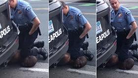 Brutální zásah policie zadržený muž nepřežil: Video stálo policisty místo