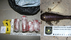 Údajní lovci drahokamů doma schovávali trhavinu: Granát do lomu odvezli na motorce