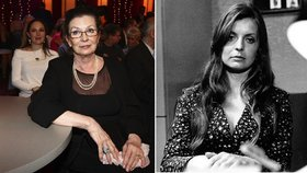 Femme fatale Evelyna Steimarová slaví 75 let: Kteří slavní muži prošli její postelí?
