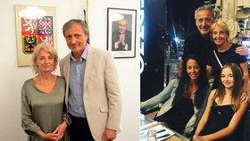 Herečka Veronika Žilková: Manžel s dcerou zůstanou v Izraeli, já budu žít v Česku!