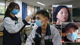 Kolébka koronaviru se probírá k životu, přichází vztek a smutek. A Peking umlčuje novináře
