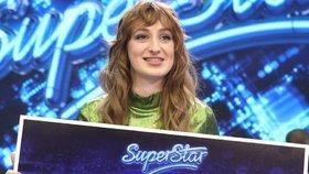 Letošní ročník SuperStar má svou vítězku! Barbora Piešová rozplakala celou porotu