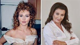 Sexy Dana Morávková v americkém fantasy trháku: Odvážná natáčela bez dubléra!