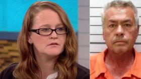 Ženu unesl její nevlastní otec, věznil ji 20 let a donutil ji s ním mít 9 dětí