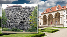 Mýtické stvůry v krápníkové stěně už zase mohou obdivovat návštěvníci. Valdštejnská zahrada se otevřela