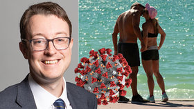 Vláda zakázala milencům sex, dopídily se noviny. Náměstek se před dotazy orosil