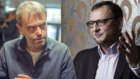 """Expremiér Nečas se opřel do Šlachty. Zmínil Bártu, Babiše, """"největší hanebnost"""" i ráj mafie"""