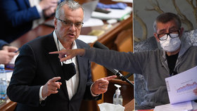 "Kalousek kvůli Babišovi vytákl ""arogantní kretény"". Expert: Jako hooligans Sparty a Slavie"