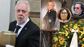 Kamarádky Evy Pilarové (†80) na mši chyběly: Proč Kubišová nepřišla a Přenosilovou nepozvali?!