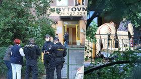 Vražda na ubytovně v pražských Strašnicích? Smrt muže (†69) vyšetřují kriminalisté