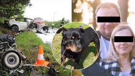 Viktorka (4) přežila nehodu u Černožic: Po operaci ji čeká probuzení z umělého spánku