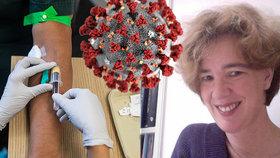 Susanna dovezla do Británie koronavirus už v lednu, pacientka nula lyžovala v Rakousku