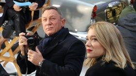 Překvapení z filmu Není čas zemřít: Agent Bond má pětiletou dcerku?!