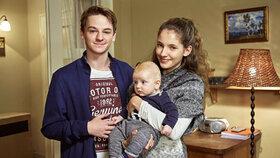 Matyáš Valenta z Ulice: Dokážu si představit být mladým otcem jako Franta, ale nechci se stresovat