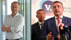 Zemětřesení v brněnském ANO pokračuje: Po Vokřálovi odchází i jeho náměstek Mrázek