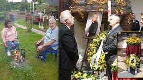 Smutné narozeniny vdovce po Pilarové (†80): Zvláštní program díky kamarádce!