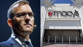 Křetínský rychle vydělal přes miliardu, prodal svůj podíl v řetězci obchoďáků Macy's