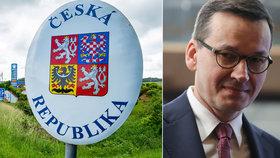 Poláci končí s izolací. Hranice i Čechům otevřou překvapivě už v sobotu