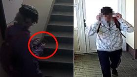 Cyklobandita se vydával za poslíčka a opakovaně okrádal seniory: Kamerové záznamy ho neděsily