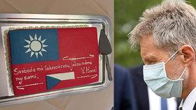 Vystrčil nepoletí s Kuberovou na Tchaj-wan letadlem se stáními znaky. Obává se karantény