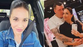 S rakovinou bojující Míša Kuklová a její romantika s partnerem: Fotku pokazil hanbatý detail!