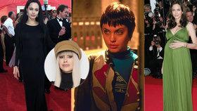 Módní kritička Blesku Ina T.: Evoluce v módě podle Angeliny Jolie!