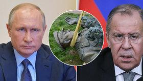 Český velvyslanec na koberečku v Moskvě: Rusko sáhlo po odvetě, vyhostí dvě osoby