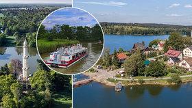 Vzhůru na palubu! Nejkrásnější výlety lodí v Čechách, na Moravě i ve Slezsku