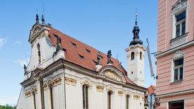 Památka za 100 milionů: Praha koupí odsvěcený kostel na Starém Městě, co s ním bude dělat?