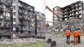 Demolice paneláku na sídlišti hrůzy: V romském ghettu chystají nové byty!