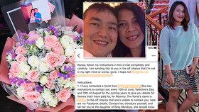 Dceři přišel od táty e-mail ze záhrobí: Zemřel před 10 měsíci, teď jí ale poslal instrukce k oslavě!