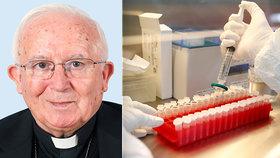 """""""Je to ďáblův vynález."""" Kardinál šil do vakcíny proti koronaviru kvůli lidským embryím"""