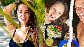 Kuchařská hvězda Kamu v slzách: Rozchod s fešným surfařem! Po čtyřech letech