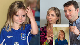 Zdrcující zpráva pro rodiče Maddie: Policie jim řekla, co se jejich dceři stalo!