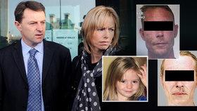 """Údajný vrah Maddie měl schované v hrobu psa dětské porno! """"Nezabil jsem ji,"""" tvrdí"""