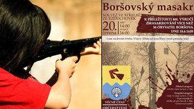 Brutální masakr si Zemanova obec připomene soutěží ve střelbě. Nevhodné, reagují lidé