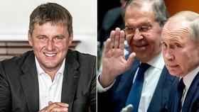 Odveta dokonána: Vyhoštění diplomaté jsou na cestě z Moskvy, včetně šéfky Českého centra