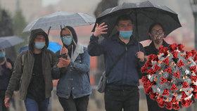 Panika z koronaviru: Příznaky na sobě cítila desetina Čechů, ukázal velký průzkum!