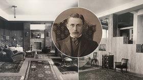 »Nejluxusnější krejčí moderní architektury«. Výstava mapuje ojedinělé české interiéry Adolfa Loose