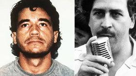 Escobarova pravá ruka je po 33 letech na svobodě: Obávaný mafián žije nedaleko českých hranic!
