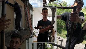 Zloději se vloupali do domu stařenky (89): Načapala je a ještě vyfotila! Policistům tak usnadnila práci