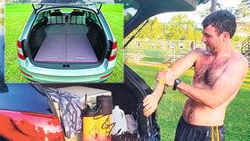 Cestujte svobodně! 5 tipů, jak auto proměnit v karavan!