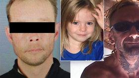 Šokující svědectví o deviantovi Christianovi B. Co prý udělal se ztracenou Maddie?