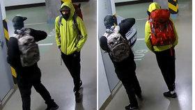 Na Proseku řádí maskovaní zloději. Z garáží a sklepů nakradli za víc jak sto tisíc korun