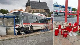 Kubíčka (†7) zabil autobus ve Slaném: Zdrcené rodině pomáhají sousedé i cizí lidé