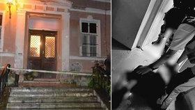 Miroslav se vrátil z vězení smyslů zbavený: Exmanželku polil žíravinou a syna postřelil!