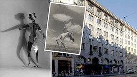 Sudkovy »Fešandy ze šuplíků«: Fotografie českého jednorukého fotografa vystavují v Praze