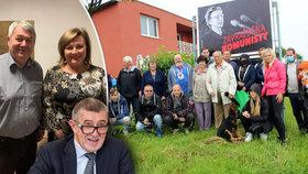 Česko je plné obřích fotek Horákové. Filipa drtí i kvůli Babišovi, komunista se kroutí