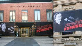 70 let od popravy: Filozofická fakulta v Praze nevyvěsí plakát s  Miladou Horákovou jako jiné instituce. Proč?