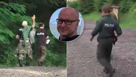 Táta dvou dětí Patrik záhadně zmizel: Našli ho po třech dnech pátrání v lese